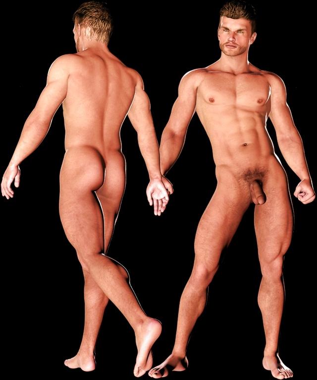 how do gay men make love